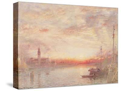 Venice, Cemetery Island (San Michele), 1903