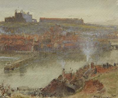 View of Whitby, 1905