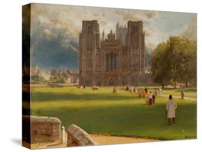 Wells Cathedral, 1889