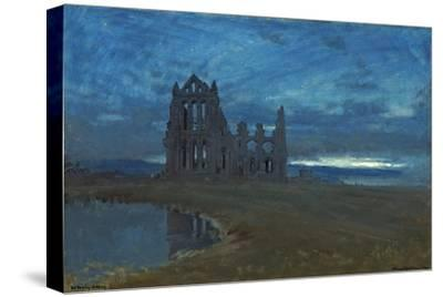 Whitby Abbey, 1900