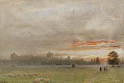 Windsor Castle, 1913