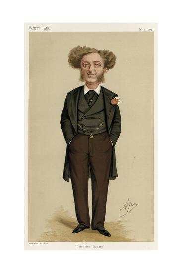 Albert Grant, Vanity Fair-Carlo Pellegrini-Giclee Print
