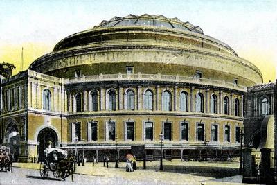 Albert Hall, London, 20th Century--Giclee Print