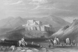 Ghuznee, c1850 by Albert Henry Payne
