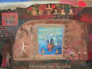 Fountain of Youth, 1996-98 by Albert Herbert
