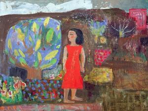 Mary Magdalene, 1995 by Albert Herbert