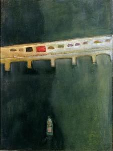 Thames II, 1996 by Albert Herbert