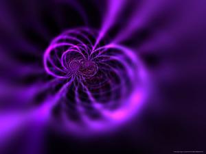 Futuristic Purple Design by Albert Klein