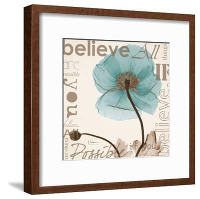 Believe, Blue Poppy