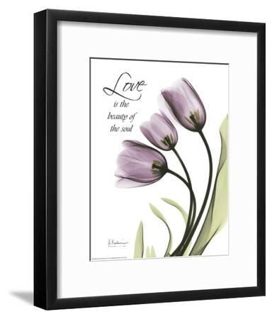 Blackberry Tulips, Love