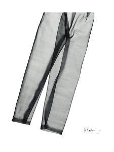 Editorial X-Ray Denim 2 by Albert Koetsier