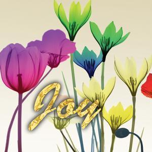 Floral Calm Pop Joy by Albert Koetsier