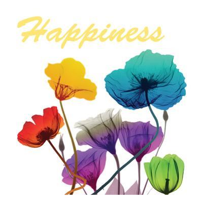 Floral Pop Happines by Albert Koetsier