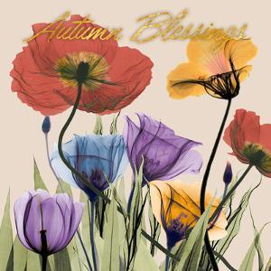 Flowerscape Blessings by Albert Koetsier