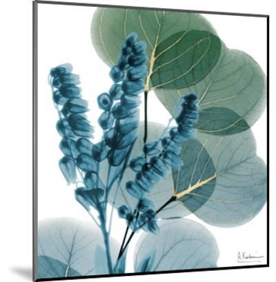 Golden Lilly Of Eucalyptus by Albert Koetsier