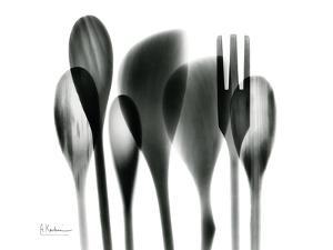 Kitchen Utencils by Albert Koetsier