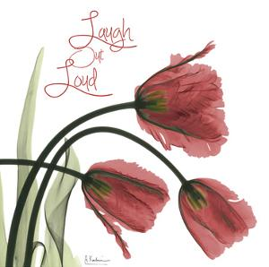 Laugh Out Loud Tulips L83 by Albert Koetsier