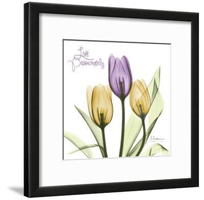 Live Passionately Tulips