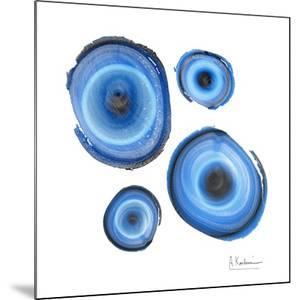 Mineral Rings 2 by Albert Koetsier