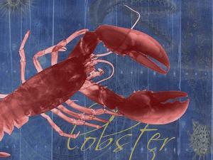 Nautical Lobster 1 by Albert Koetsier