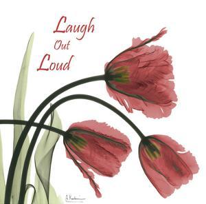 Out Loud Tulips L83 by Albert Koetsier