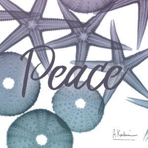 Peaceful Starfish by Albert Koetsier