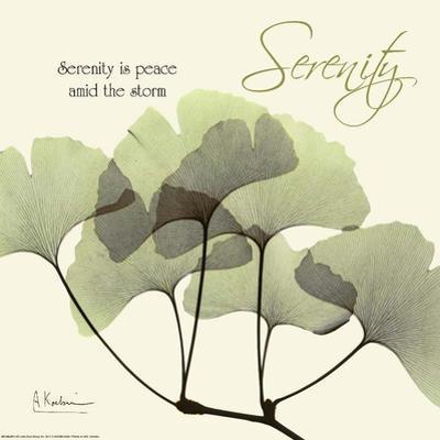 Serenity Ginko by Albert Koetsier