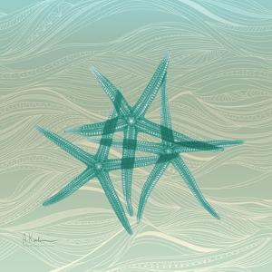 Stars at Sea by Albert Koetsier
