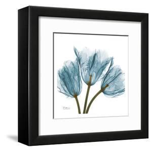 Tulips in Blue by Albert Koetsier