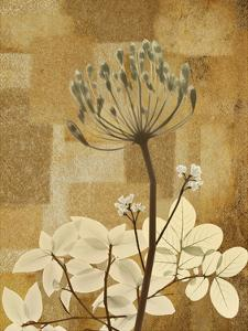 Zenfully Golden 1 by Albert Koetsier