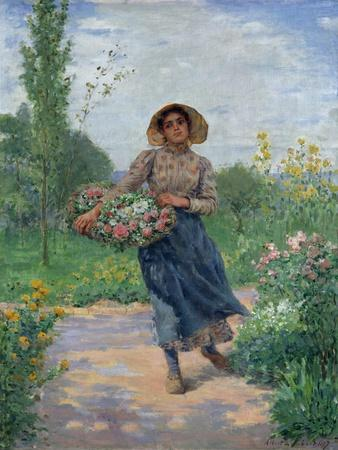 Picking Flowers, 1897