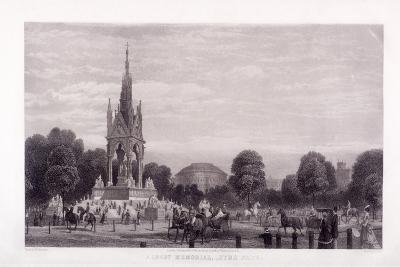 Albert Memorial, Kensington, London, 1869-Thomas Abiel Prior-Giclee Print