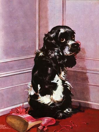 """""""Bad Dog, Butch,"""" September 20, 1947"""