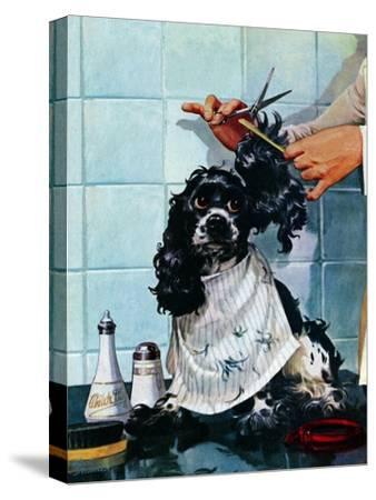 """Butch's Haircut,"" January 31, 1948"