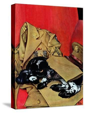 """Master's Uniform,"" June 10, 1944"
