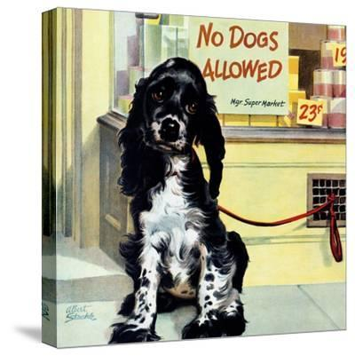 """No Dogs Allowed,"" August 24, 1946"