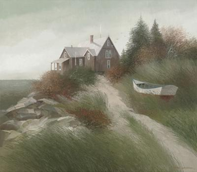 Autumn in Rockport by Albert Swayhoover
