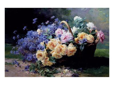 Un Panier de Fleurs