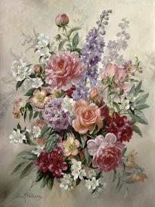 A High Summer Bouquet by Albert Williams