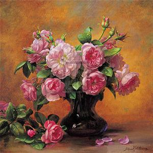 From the Rose Garden by Albert Williams