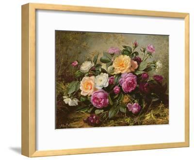Full Blown Roses