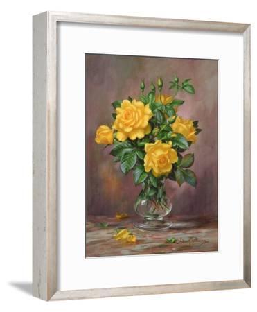 Radiant Yellow Roses