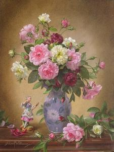 Romantic Roses of Yesteryear by Albert Williams