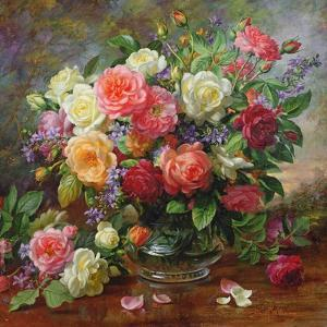 Roses - the Perfection of Summer by Albert Williams