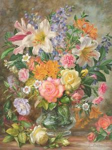 The Glory of Summertime by Albert Williams