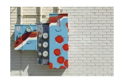 Alberta Meter Boxes-Mimi Payne-Premium Photographic Print