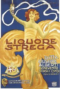 Liquore Strega by Alberto Chappuis