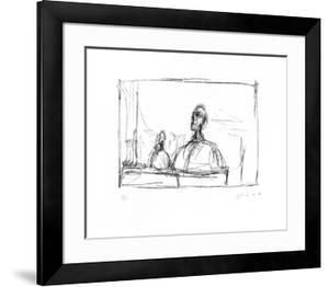 Buste, 1954 by Alberto Giacometti