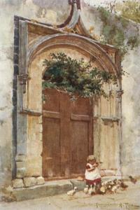 Gateway at Taormina by Alberto Pisa