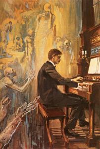 Albert Schweitzer Was an Exceptionally Fine Organist by Alberto Salinas